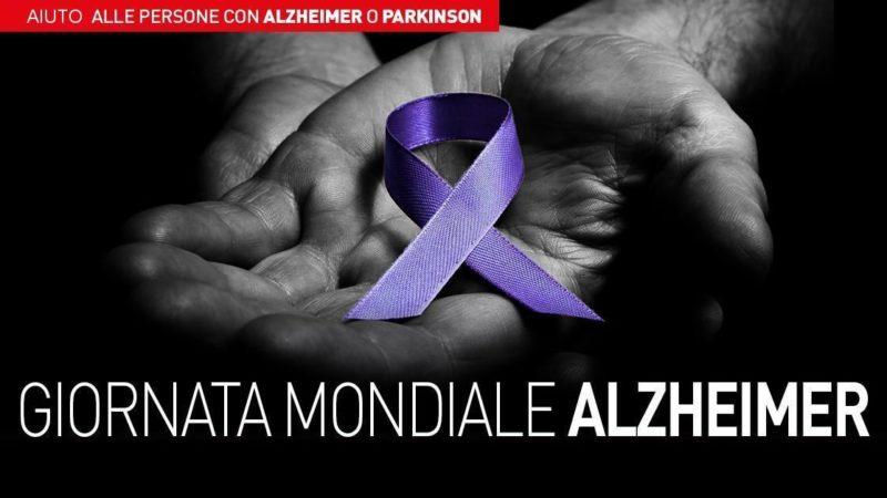 Giornata mondiale Alzheimer 30 settembre